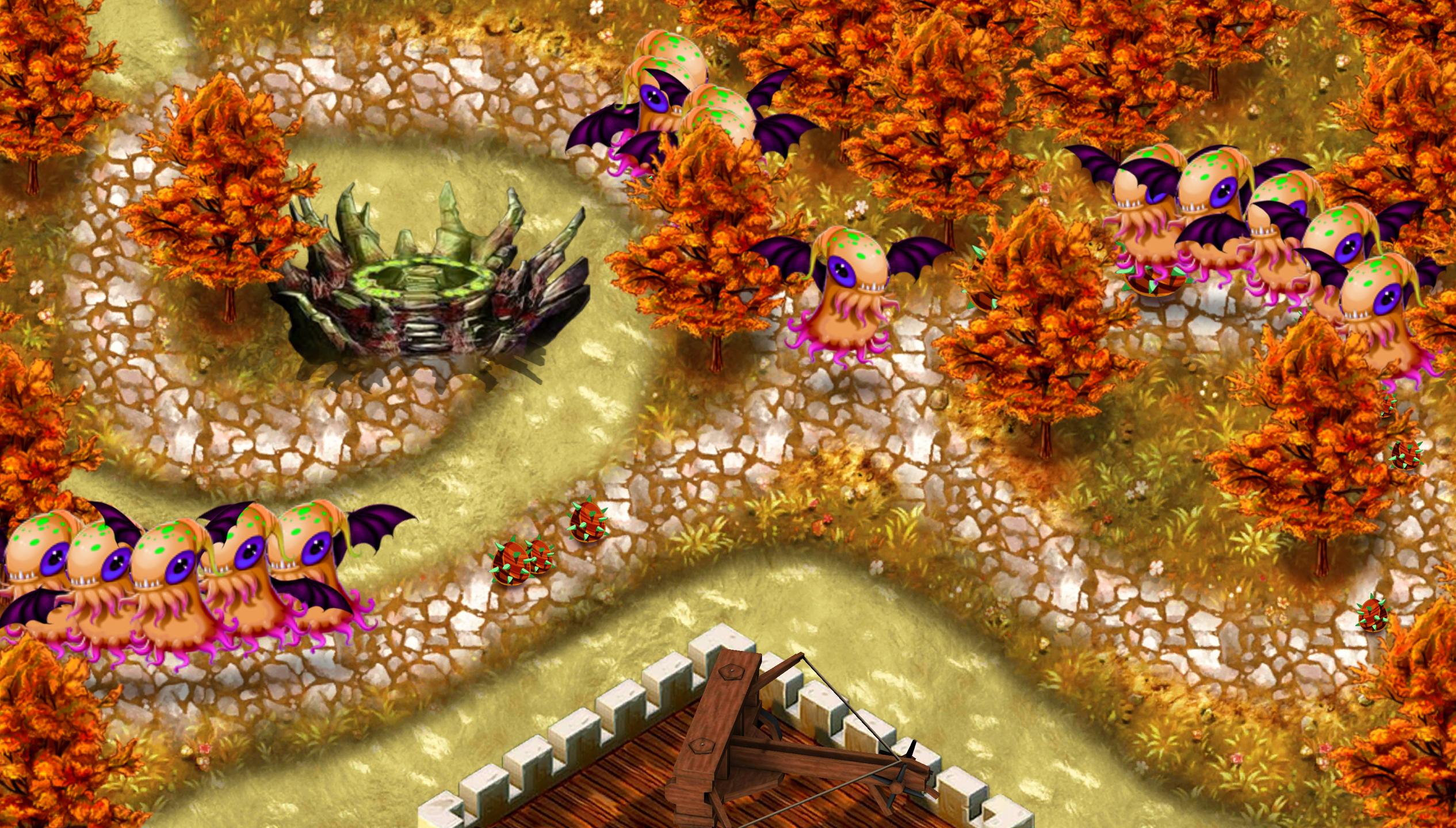 Demon Gate screenshot